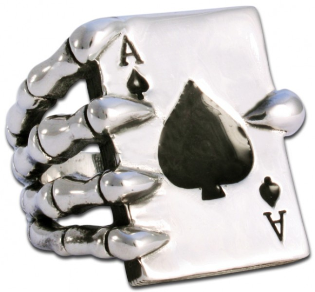Evil Ace Spades Ace of...
