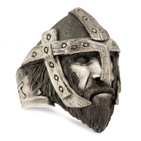 Wikingerring Tjelvar - Krieger des Volkes