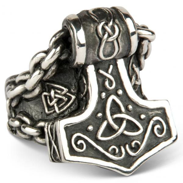 Thorhammer Premium Ring