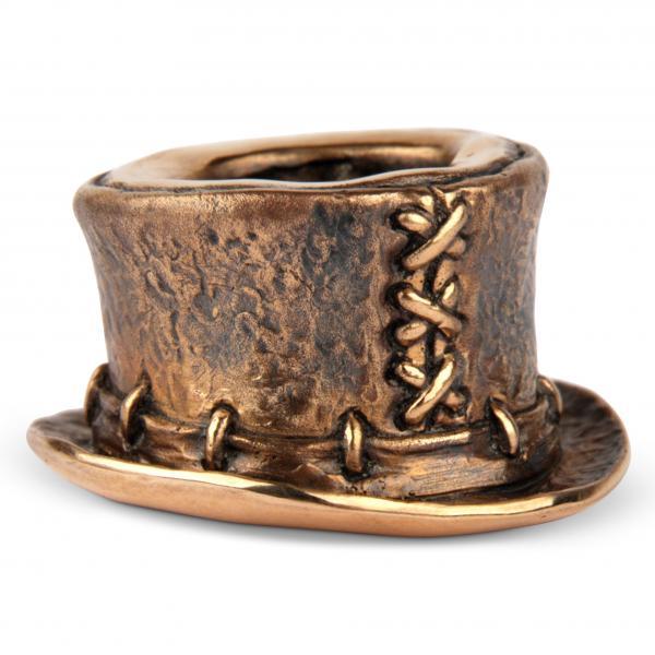 Zylinder, einzeln - Für unseren Totenkopf-Kettenanhänger