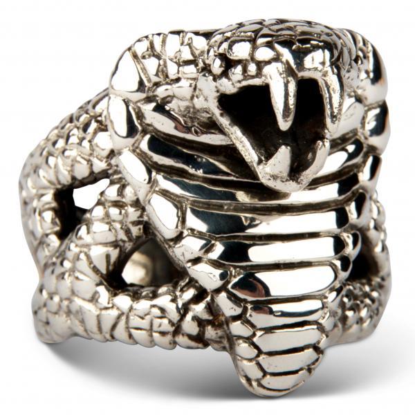 Großer Schlangen-Ring Königskobra