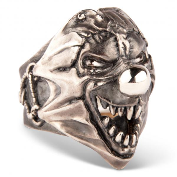 evilrings Premium Ring - Evil Clown