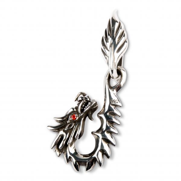 Medaillon des Drachenreiters
