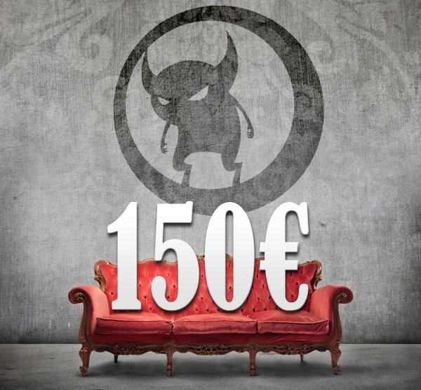 150,00 Euro Gutschein