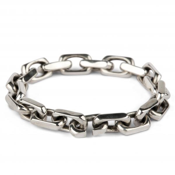 Ankerketten Silber-Armband