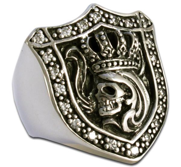 Wappen des Skelettkönigs