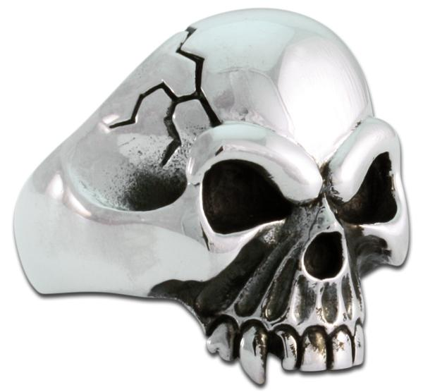 Kopfnuss - Totenkopf Ring