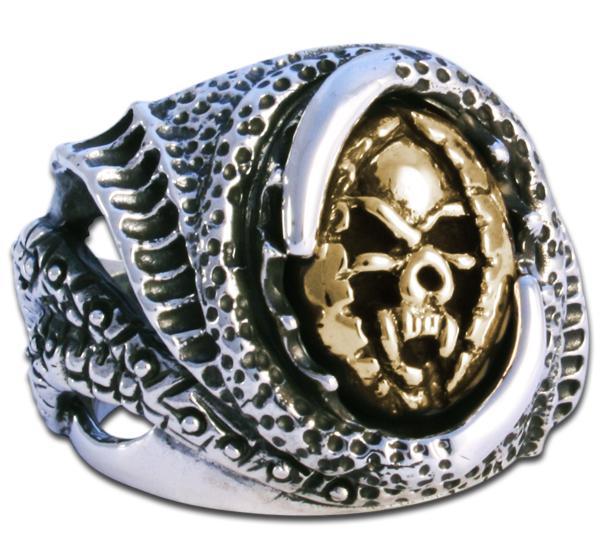 Gothic Ring Tentakel-Reaper