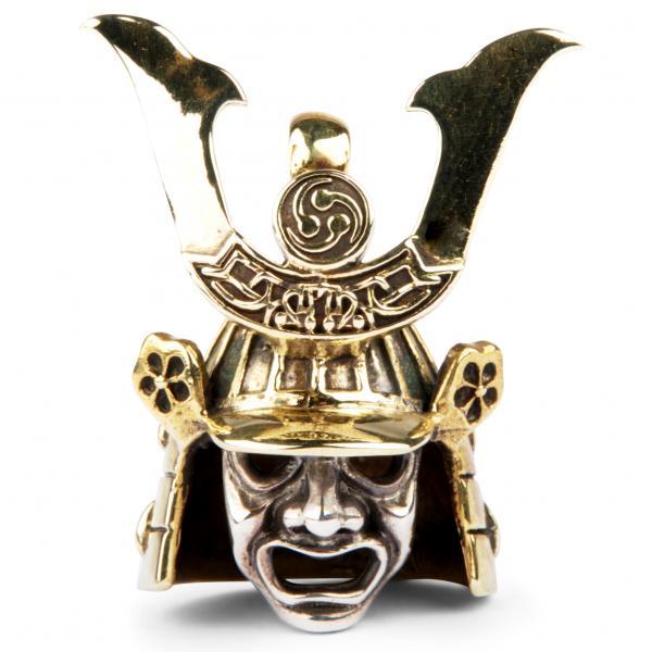Samurai Krieger Kettenanhänger XL