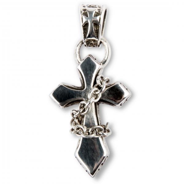 Anhänger Kleines Silberkreuz