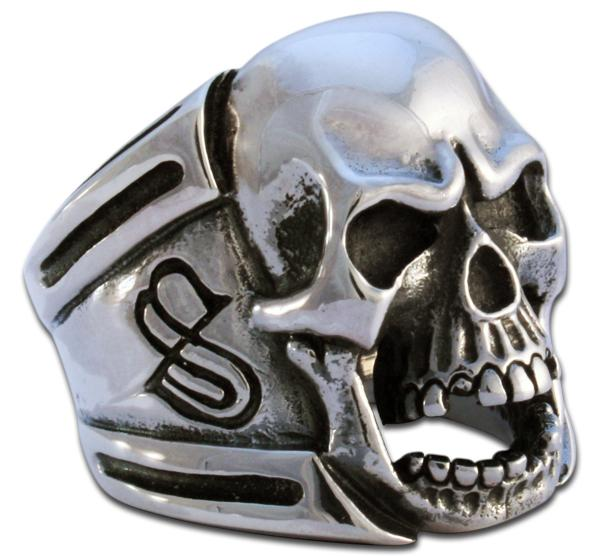 Mr. Big - Monsterskull Ring
