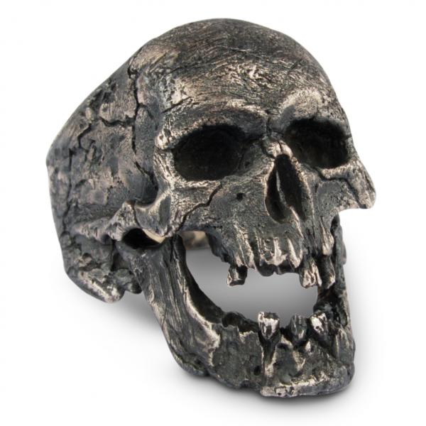 Rotten Skull Ring