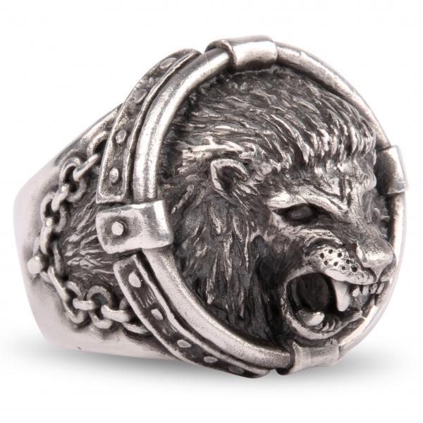 Panthera leo - Löwenring - König der Tiere