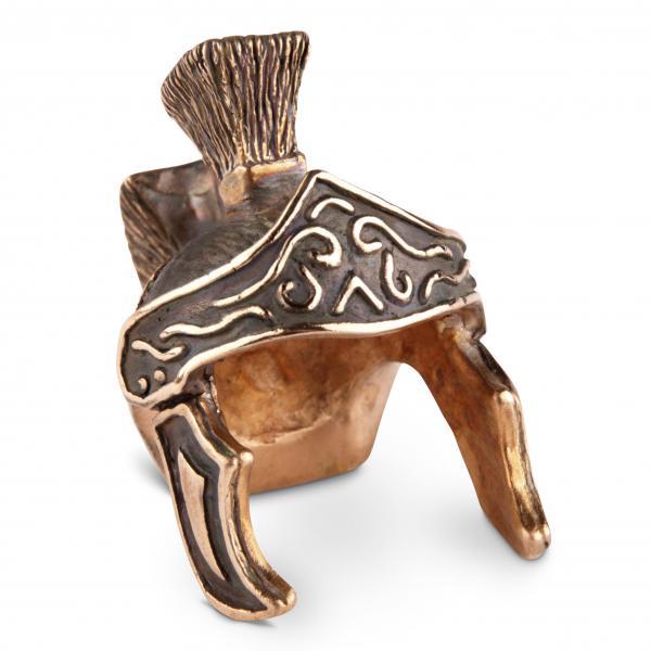 Römer Helm, einzeln - Für unseren Totenkopf-Kettenanhänger