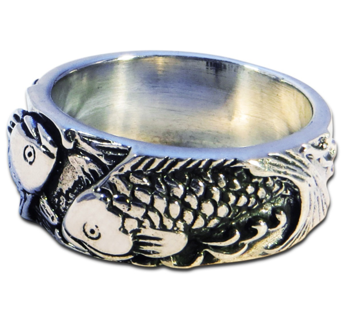 Trendy Wedding Rings In 2016 Koi Fish Wedding Ring